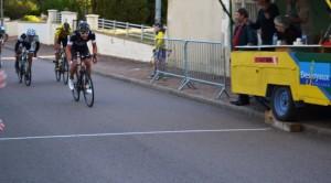 pascal au sprint pour la sixième place